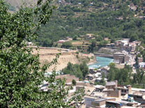 Madyan village and Swat